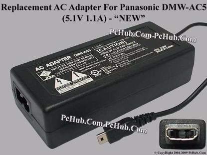 For Panasonic DMW-AC5