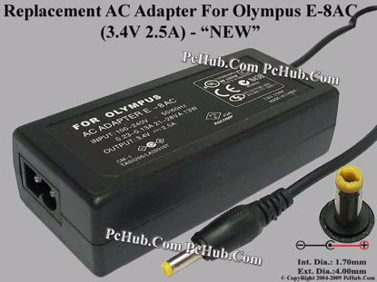 For Olympus E-8AC