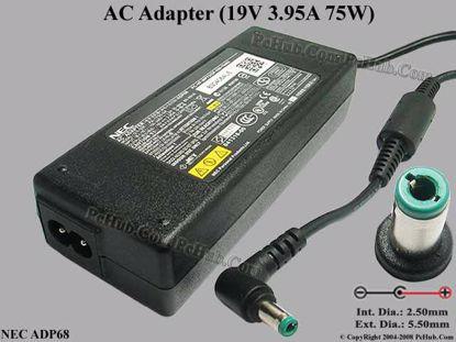 ADP68, ADP-75RB A, PC-VP-WP73 / OP-520-76402, PA-1