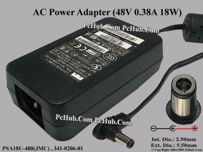 PSA18U-480(JMC) , 341-0206-01 , CP-PW-CUBE-3