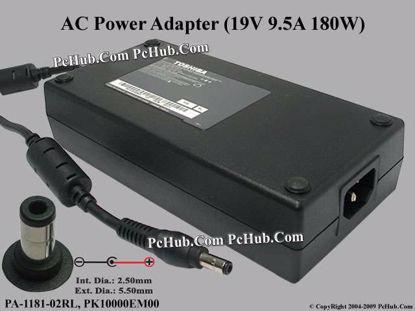 PA-1181-02RL, PK10000EM00