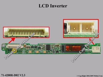 71-4200R-D02, V2.3 or V2.6, OR v2.5 V2.0