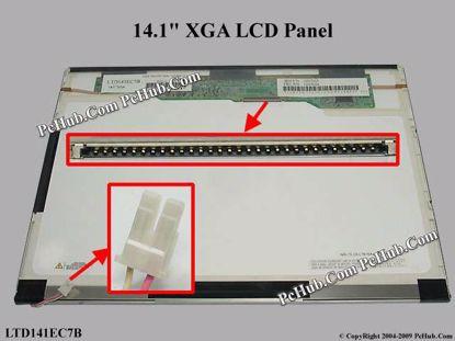 LTD141EC7B , IBM FRU P/N: 13N7024