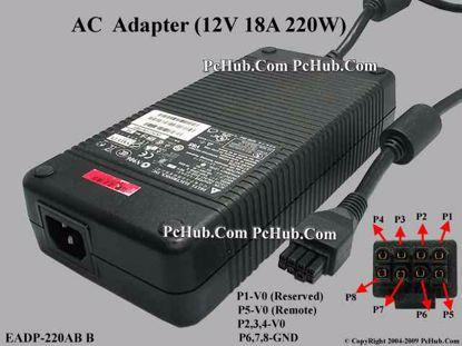 EADP-220AB B , 341-0222-01