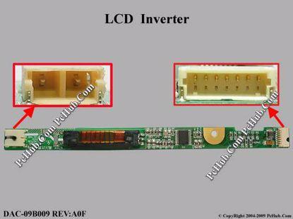 DAC-09B009 REV:A0F, 2994735100