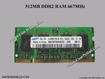 M470T6554EZ3-CE6, HP Spare: 453414-001