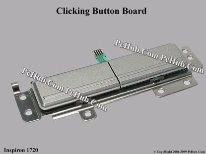 Picture of Dell Inspiron 1720 Touchpad / Track Point / Track Ball Clicking Button Board
