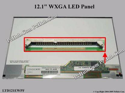 LTD121EWPF , CP368868