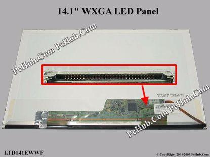 LTD141EWWF , Fujitsu P/N: CP383771-01