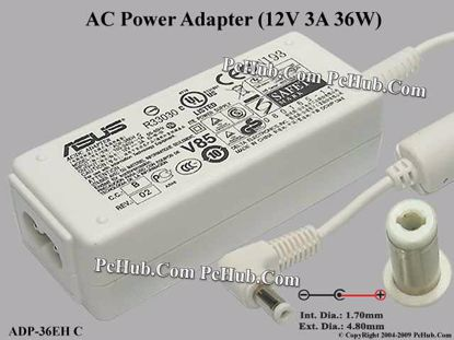 """ADP-36EH C , """"White Color"""""""