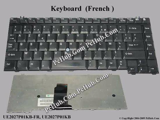 New Genuine Toshiba Satellite Pro 6000 Series Keyboard UE2027P31