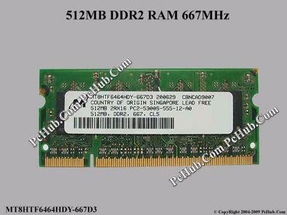 MT8HTF6464HDY-667D3