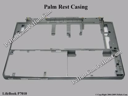 Picture of Fujitsu LifeBook P7010 Mainboard - Palm Rest Lower Palm Rest
