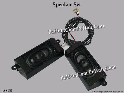 Picture of ASUS Common Item (Asus) Speaker Set .