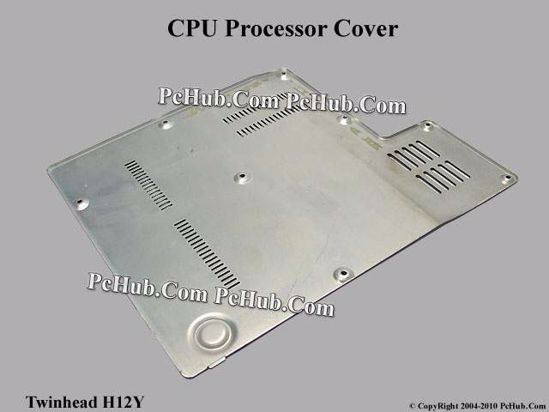 Picture of Twinhead H12Y CPU Processor Cover CPU, Memory, HDD, WLAN Cover