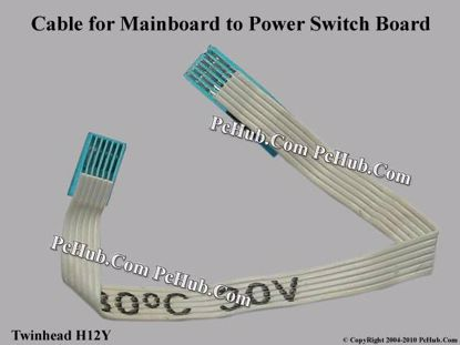 Cable Length: 55mm, 6-pin Conector