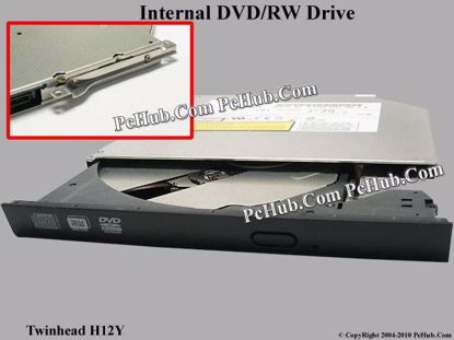 Picture of Twinhead H12Y DVD±R/RW Writer - Internal  For UJ-850