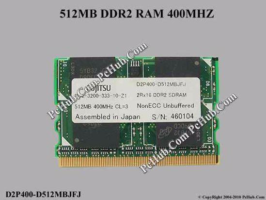D2P400-D512MBJFJ