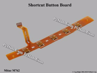 Picture of zMitac M762 Sub & Various Board Shortcut BD