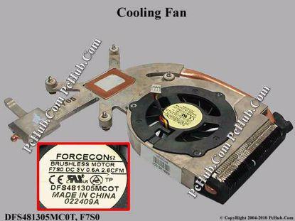 489126-001, DFS481305MC0T, F7S0