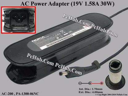 "AC-200 , PA-1300-06NC, ""Brand New"""