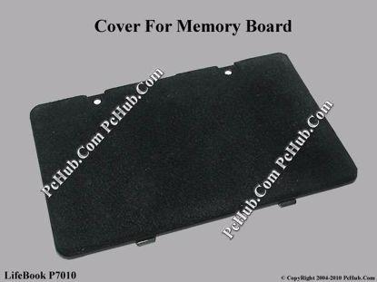 Picture of Fujitsu LifeBook P7010 Memory Board Cover Memory Board Cover