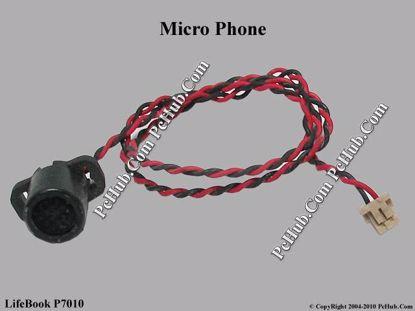 Picture of Fujitsu LifeBook P7010 Micro Phone Micro Phone