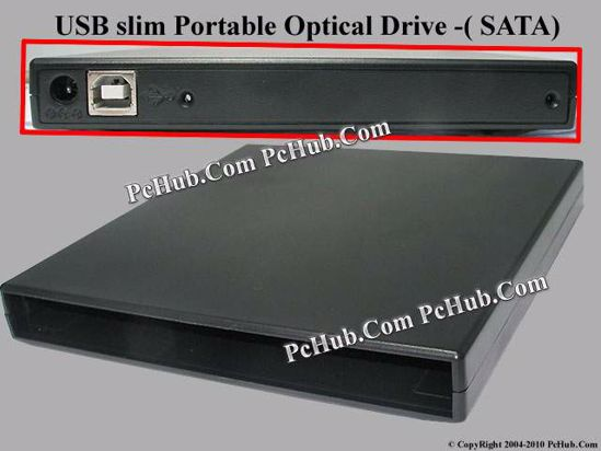For SATA CD/DVD-drive/DVD-Writer