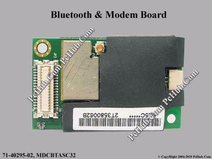 71-40295-02, MDCBTASC32