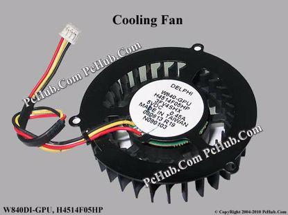 W840DI-GPU, H4514F05HP, 3FV4SHX, B2475020G