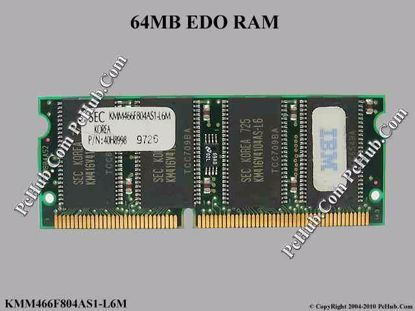 KMM466F804AS1-L6M, IBM FRU: 42H2817