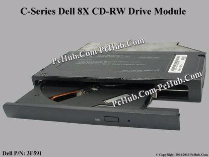 Dell P/N: 3F591, LBL P/N: 49MDE-A01