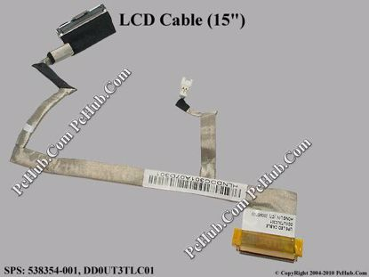 SPS: 538354-001, DD0UT3TLC01, DDC301A07D3