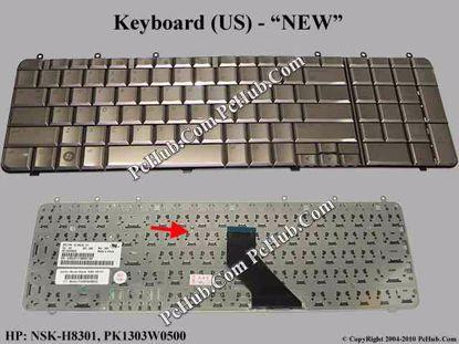 NSK-H8301, 9J.N0L82.301, PK1303W0500