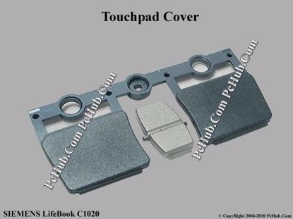 Picture of Fujitsu SIEMENS LifeBook C1020 Various Item Touchpad Cover