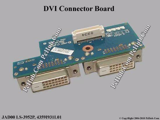 JAD00 LS-3952P, 4359I931L01
