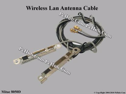Picture of zMitac 8050D Wireless Antenna Cable .