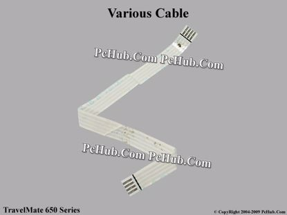 Cable Length: 95 x 5mm, 4-pin Connector