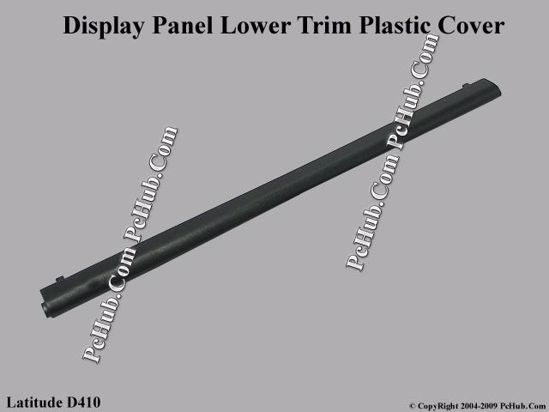 Picture of Dell Latitude D410 Various Item Display Panel Lower Trim Cover