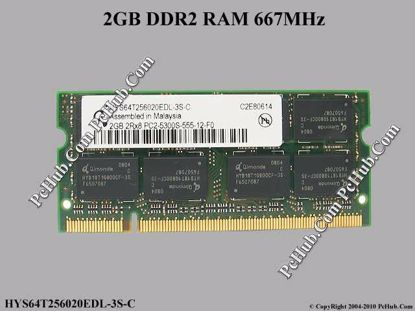 HYS64T256020EDL-3S-C