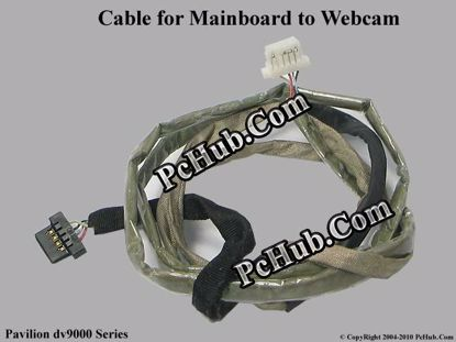 Cable Length: 620mm, (4-wire)5-pin Connector