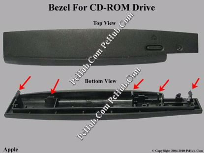 Picture of Apple Common Item (Apple) CD-ROM - Bezel For M2451