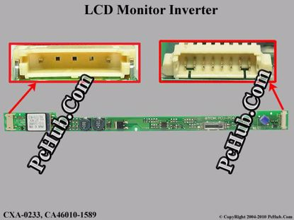 CXA-0233, CA46010-1589, PCU-P043