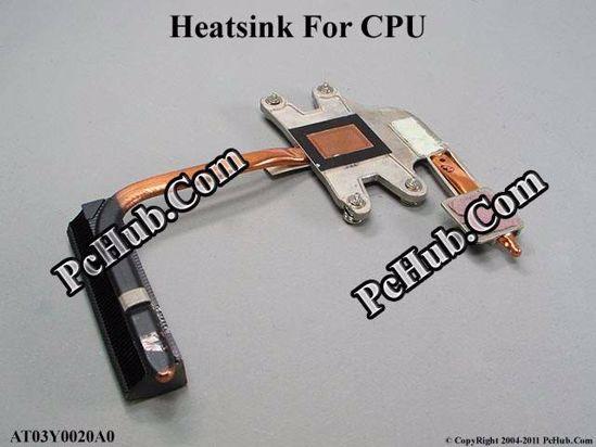 Compaq Presario CQ40 Series Cooling Heatsink 492260-001