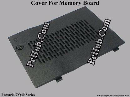 Picture of Compaq Presario CQ40 Series Memory Board Cover .