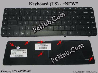 SPS: 605922-001, 601434-001, AEAX6U00210