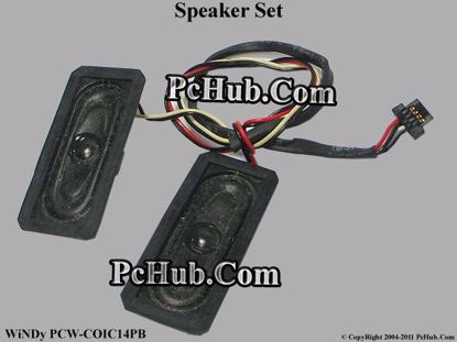 Picture of WiNDy PCW-COIC14PB Speaker Set .