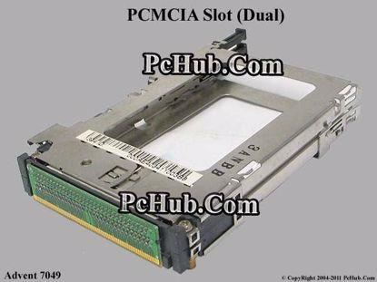 Picture of Advent 7049  Pcmcia Slot / ExpressCard .