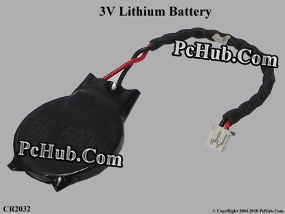 CR2032 (Non-Rechargeable)