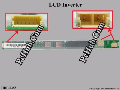 HBL-0353, E-P1-50387C, 1-445-192-11, 144519211,